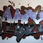 Kinderkamer, kidsroom, rapper, Keizer, graffiti