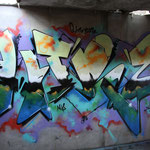 HerzOne graffiti
