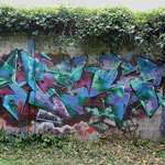 HerzOne graffiti 2014