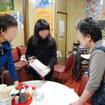研修で大人気だった「よっきーPOP」、中華料理屋さんで、採用されました!!