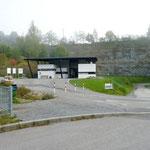 Tropfsteinhöhle in Eberstadt