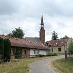 """Basedow in der """"Mecklenburgischen Schweiz"""""""