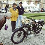 Motorclassic-Tage zum 75-jährigen Jubiläum des MSC Bruchsal