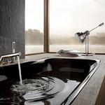 KLUDI BOZZ - Neues für Waschtisch und Wanne