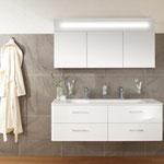 Waschtisch-Anlage (Mediano)