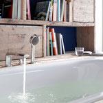 KLUDI ZENTA - Neues für Waschtisch und Wanne