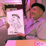 Karikatur & Schnellzeichnen Firmenfeier