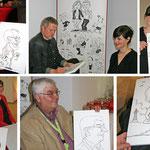 Karikatur & Schnellzeichnen