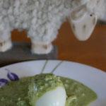 grüne Soße Essen