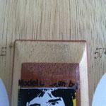Konterfei und Seriennummer LE514