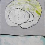"Ulla Nentwig 2009 "" "" Acryl auf Papier, 100x70cm"