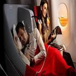 Air Asia X Premium Seat
