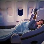 Egypt Air Business Class