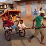 Transport scolaire en ville