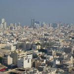 Vue de la ville de Bahrein