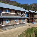 Maison dans le village voisin