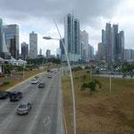 Le nouveau Panama city