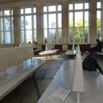 Salle d'attente dans la gare de Murmansk