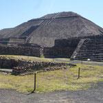 Pyramide du soleil (Teotihuacan)