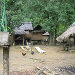 Village datant d'un autre siècle