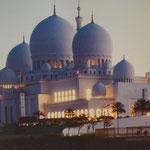 Mosquée d'Abou Dabi