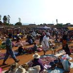 Au marché d'Ambalavao