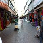 Rue du souk à Dubaï