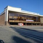 Le theatre de Grozny