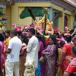 Manifestation religieuse hindou