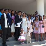 Mariage à Tamatave (côte Est)