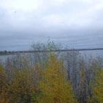 En allant à Murmansk