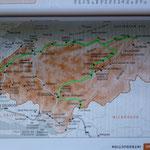 Mon itinéraire au Honduras