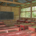Une école avec ventilation naturelle