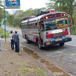 Le bus poussif