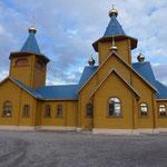 Eglise tout en bois