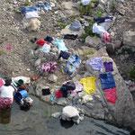 Le lavage a la riviere