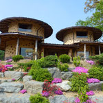 Une maison originale,..... non typique de Corée