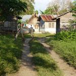 Le village de Sangrelaya