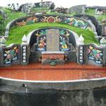 Une tombe particulière