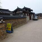 Dans un village historique