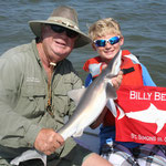 CONGRATS Carson Talboy from Charlotte, NC age 12 with a 2011 finetooth shark