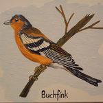 Buchfink 2014 / 25x30 / € 90.-