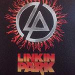 Cuver Linkin Park auf Leinwand Dez.2013