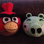 Angry Birds (Vorlage Topp)