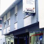 Gebäude im Jahr 2005