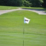 Bedruckte Lochfahnen für Ihr Golfturnier
