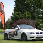Golfturnier Sixt Werbung