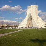 IR - Azadi-Monument