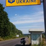 UA - Grenzübergang zur Ukraine
