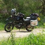 Auffahrt zum Passo (...) sorry, hab ihn nicht mehr gefunden und ich hab die GPX-Dateinen nicht gesichert
